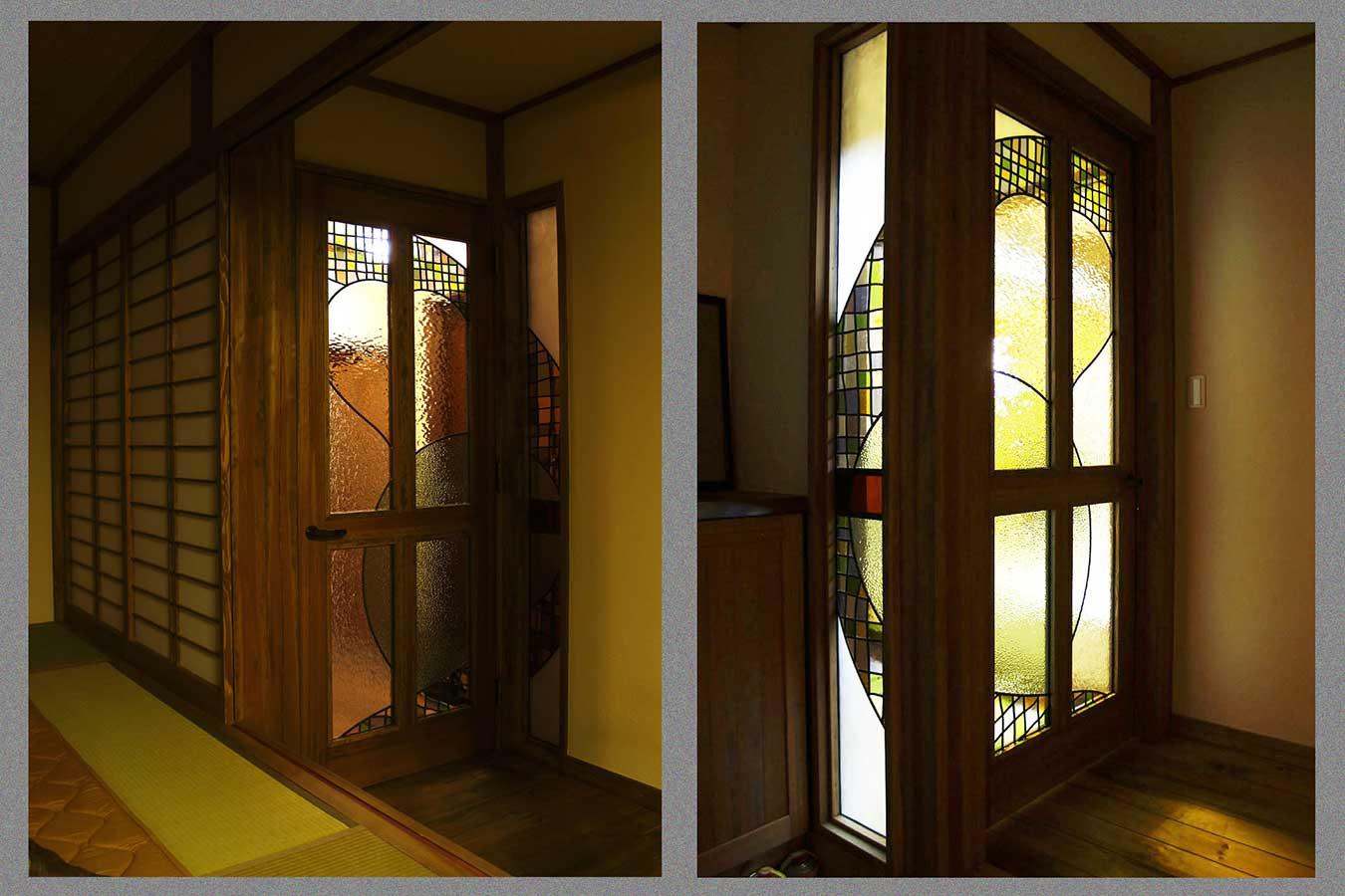 鎌倉の歴史を感じながらデザインしました